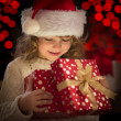 Christmas gift — Stock Photo #35160551