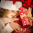 Christmas gift — Stock Photo #35160575
