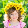 Stockfoto: Beautiful child