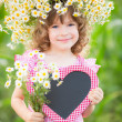 Child in spring — Stock Photo #40374747
