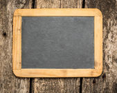 Blackboard blank — Stock Photo
