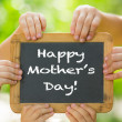 Mother's day greeting — Stock Photo #41752525
