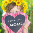 Mother's day — Stock Photo