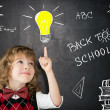 Back to school — Stock Photo #51338511