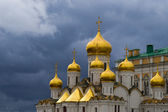 Annunciation Cathedral Of Moscow Kremlin — Stock Photo