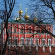 Poteshny (Fun) Palace of Moscow Kremlin — Foto de Stock