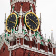 Savior's Tower Of Moscow Kremlin — Stock Photo #23114658