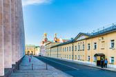 Kremlin tour 08: Non public area of the Kremlin — Stock Photo