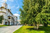 Kremlin tour 39: Patriarch's Palace of the Kremlin — Stock Photo