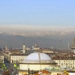 Landscape of Turin — Stock Photo #13405564