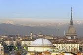 Landscape of Turin — Stock Photo