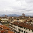 Landscape of Florence Italy - Stock Photo