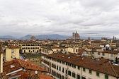 Landscape of Florence Italy — Stock Photo
