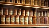 Antiga farmácia — Foto Stock