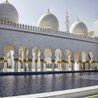 Sheikh Zayed Mosque - Stock Photo