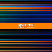 Abstraktní retro pruhy barevné pozadí — Stock vektor