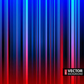 Abstract retro striped colorful background. — Stock Vector