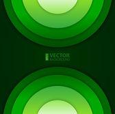 Circles texture — Stock Vector