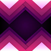 Abstract purple triangle shapes background — Stock Photo