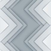 Abstract gray and white triangle shapes background — Foto Stock