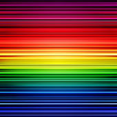 Abstract rainbow stripes colorful background — Stock Photo