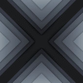Abstract grey triangle shapes background — Foto Stock