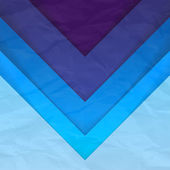 Abstract triangle shapes — Stock Photo