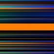 Abstract striped blue, brown and orange background — Stock Photo #38930441