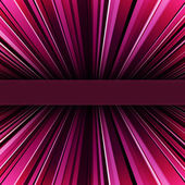 Abstract purple warped stripes background — Foto Stock