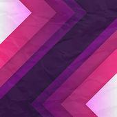 Fond de formes abstraites triangle pourpre — Photo