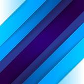 Fondo formas abstractas rectángulo azul. — Foto de Stock