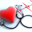 Heart health — Stock Photo