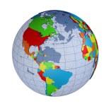 Globe — Stock Photo #13324350