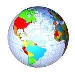 Globe — Stock Photo