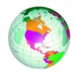 Globe — Stock Photo #13324439