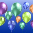 Balloon — Stock Photo #13325524