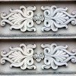 Detail of an architectural ornament — Stock fotografie