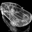 3d Car — Stock Photo #13328151