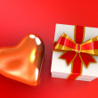 Gift from heart — Stock Photo #13328544
