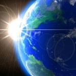 Earth Globe — Stock Photo #13328747