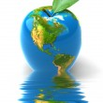 Earth Globe — Stock Photo #13328805