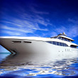 Luxury Yacht — Stock Photo #13329859