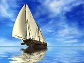 Sailing — Stock Photo
