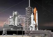 Shuttle — Stockfoto