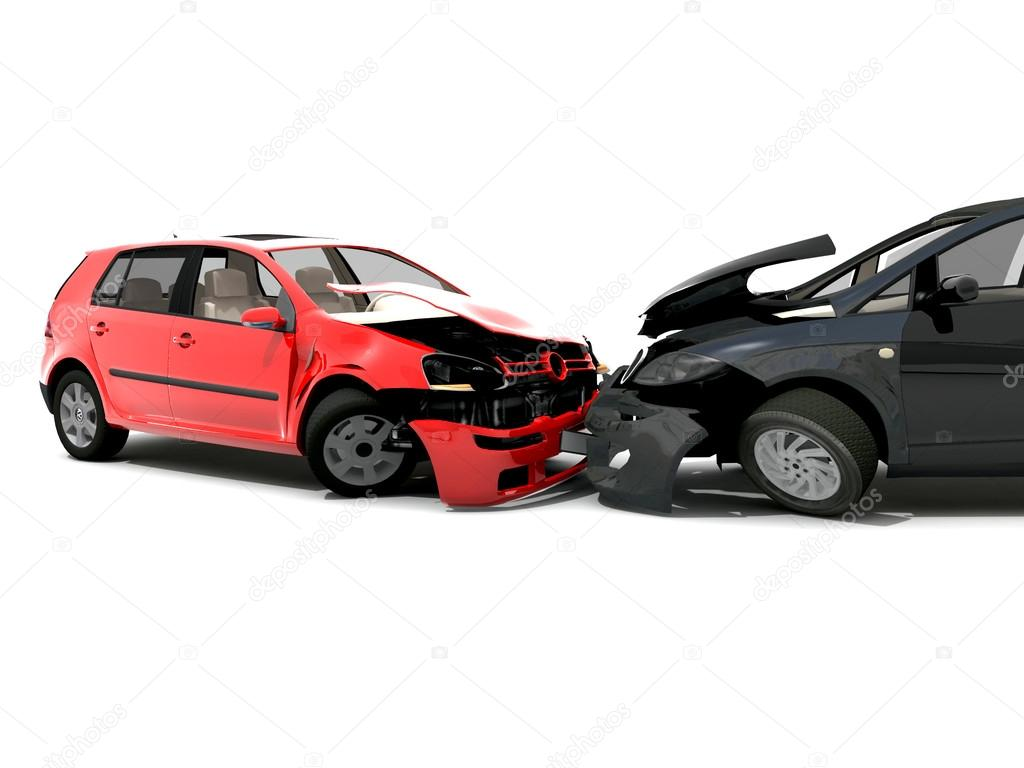 Car accident — Stock Photo #13328339