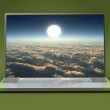 Laptop — Stockfoto #27865807
