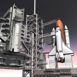 Stock Photo: Shuttle