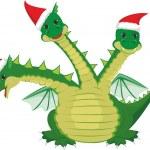 Dragon — Stock Vector #24100517