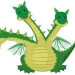 Dragon — Stock Vector #24100539