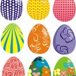 Easter eggs — Stock Vector #24100735